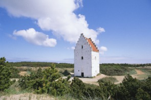 Church in Skagen, Denmark