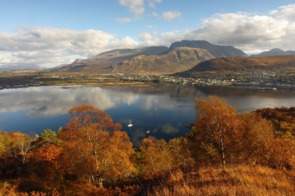 Fort William, Ben Nevis & Loch Linnhe, Scotland