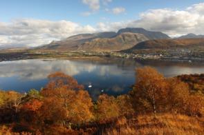 Fort William, Ben Nevis & Loch Linnhe, Scotland