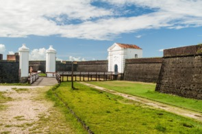 Fortress of São José do Macapá, Brazil