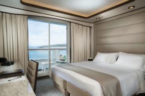 Silver Galapagos - Deluxe Veranda Suite