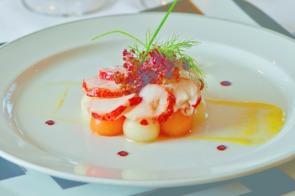 Signatures Lobster Mango Salad