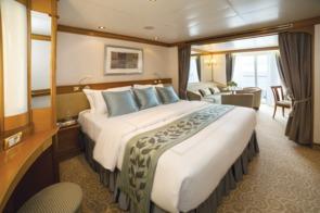 Regent Seven Seas Voyage Deluxe Suite