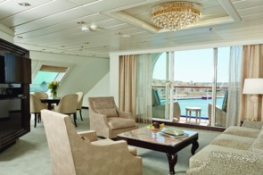 Regent Seven Sea Mariner Grand Suite