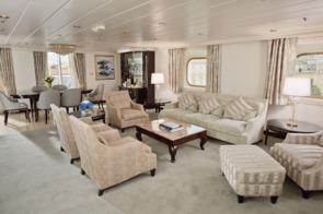 Regent Seven Seas Mariner Suite