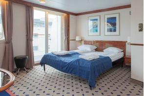 Hurtigruten - MS Finnmarken Expedition Suite
