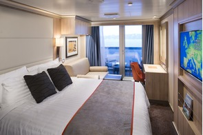 Holland America Line - MS Koningsdam / MS Nieuw Statendam Verandah Suite