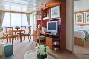 Regent Seven Seas Navigator Suite