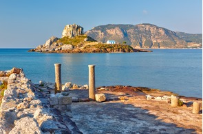Ruins on Kos, Greece