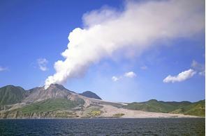 Soufrière Hills volcano, Montserrat