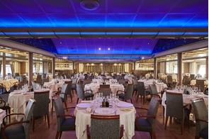 Silver Cloud Expedition - The Restaurant