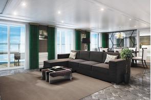 Regent Seven Seas Splendor - Grand Suite