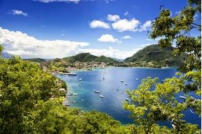 Terre-de-Haut, Iles de Saintes, Guadeloupe