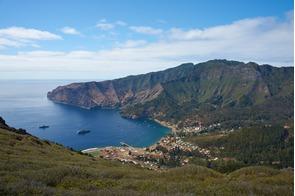 San Juan Bautista, Robinson Crusoe Island, Chile
