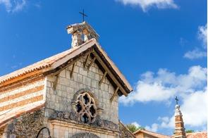 Church at Casa de Campo, La Romana, Dominican Republic