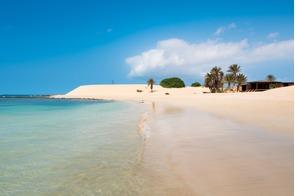 Praia de Chaves, Boa Vista, Cape Verde