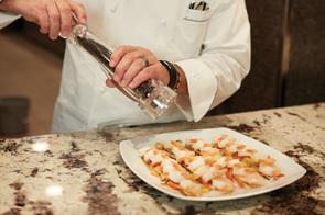 Regent Seven Seas Voyager - Sette Mari restaurant