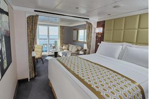 Regent Seven Seas Voyager - Concierge Suite