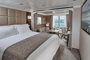 Regent Seven Seas Voyager - Penthouse Suite