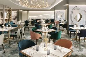 Crystal Endeavor - Waterside restaurant