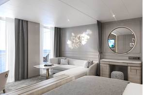 Crystal Endeavor - Penthouse Suite