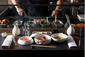 Silver Muse - Kaiseki restaurant
