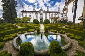 Mateus Palace near Régua, Portugal