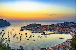 Port de Soller, Mallorca