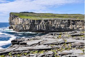 Cliffs of Inishmore, Aran Islands, Ireland