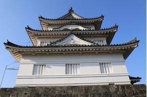 Uwajima castle, Japan
