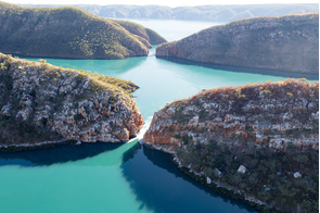 Horizontal Falls at Talbot Bay, Australia