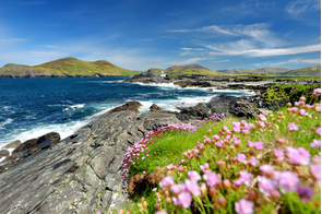 Lighthouse on Valentia Island, Ireland