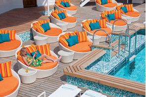 Crystal Serenity - Pool