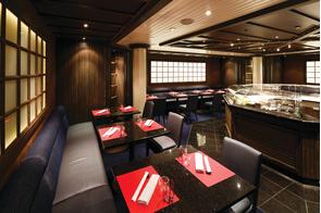 Silver Spirit - Seishin restaurant