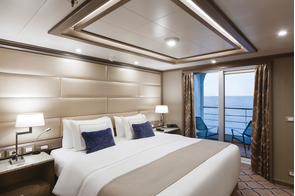 Silver Spirit - Owners Suite