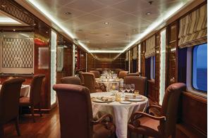 Silver Wind - La Dame restaurant
