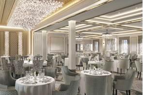 Regent Seven Seas Splendor - Compass Rose restaurant