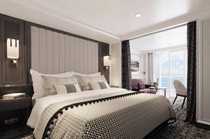 Regent Seven Seas Splendor - Deluxe Veranda Suite