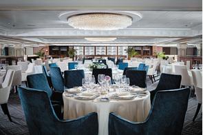 Regent Seven Seas Navigator - Compass Rose restaurant