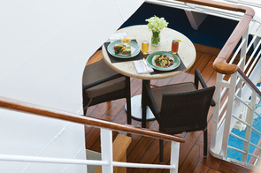 Regent Seven Seas Navigator - La Veranda restaurant