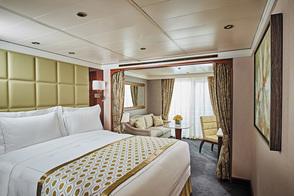 Regent Seven Seas Navigator - Concierge Suite