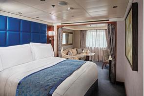 Regent Seven Seas Navigator - Deluxe Window Suite