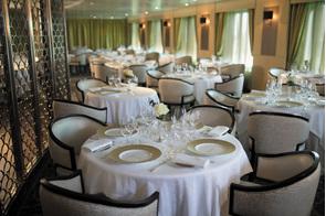 Regent Seven Seas Mariner - Chartreuse restaurant