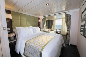 Regent Seven Seas Mariner - Concierge Suite