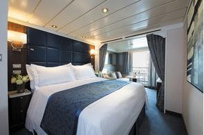 Regent Seven Seas Mariner - Deluxe Veranda Suite