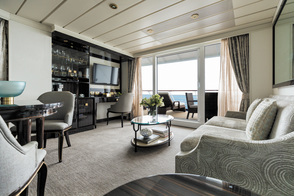 Regent Seven Seas Mariner - Horizon View Suite