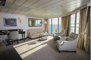 Regent Seven Seas Mariner - Mariner Suite