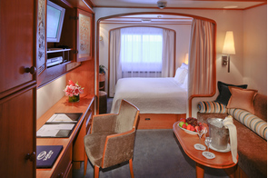SeaDream - Yacht Club Stateroom