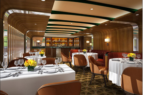 Seabourn Odyssey - The Grill by Thomas Keller