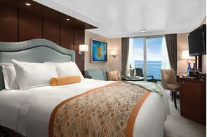 Oceania Marina & Riviera - Veranda Stateroom